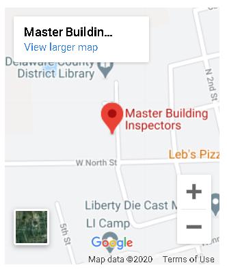 Master Building Inspectors Columbus OH
